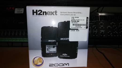 Store Special Product - H2N - Handy Recorder
